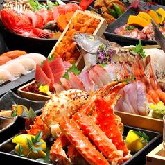 海鮮酒場 魚吉 札幌駅前本店のコース写真