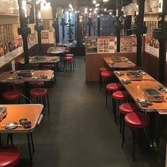 大阪焼肉・ホルモン ふたご 渋谷南口店の雰囲気3