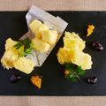 料理メニュー写真チーズ天ぷら盛り合わせ