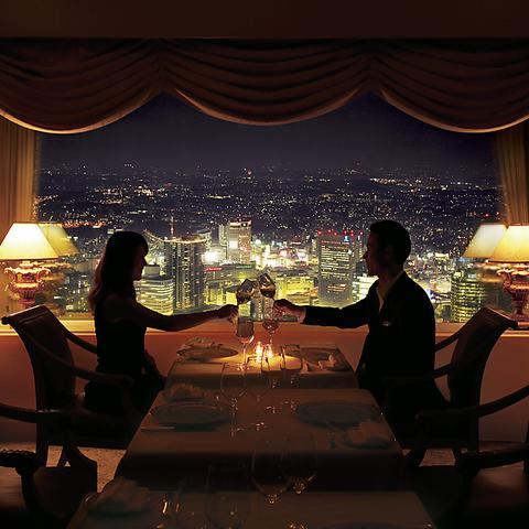 ル シエール 横浜ロイヤルパークホテル 68F