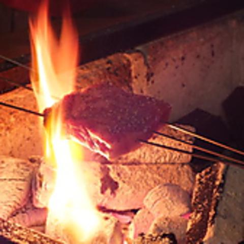 旬の素材を美味しくリーズナブルにご提供 !絶品炭火焼き料理をご堪能ください!!
