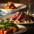 料理メニュー写真【シェフおすすめディナー】大切な方と過ごす特別な時間に!プレシャスディナーコース