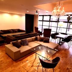 ナンドホール nando H.W.L cafe&works 竹町店の雰囲気1