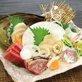 料理メニュー写真お刺身の盛り合わせ(3人前)