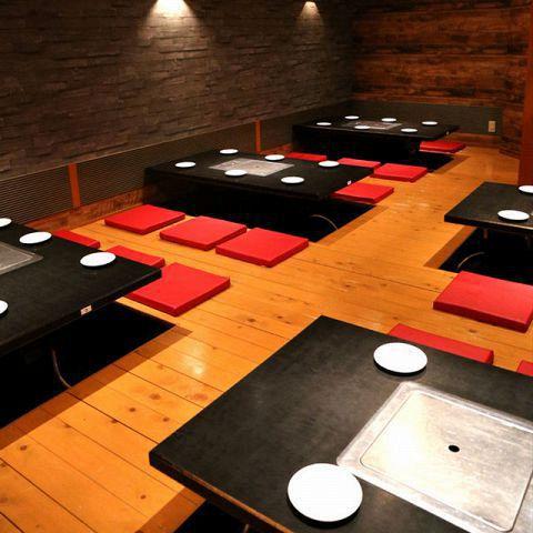 【新年会や各種宴会に!】様々な用途に合わせてご活用いただけるお席を多数ご用意しております!