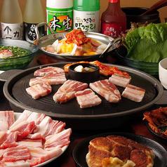 マッコリプリンス1号店のおすすめ料理1