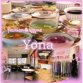 ファッション&コスメショップ YONA ヨナ