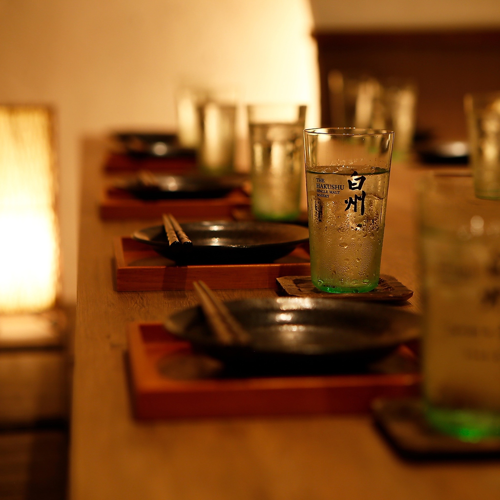 全席個室 お忍び居酒屋 焼き鳥と海鮮が美味い もぐもぐ 高松瓦町店|店舗イメージ5