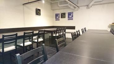 蔵元直営 悠久乃蔵 糀カフェ 銀座6丁目並木通り店の雰囲気1