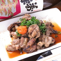 料理メニュー写真地鶏せせり(塩・ポン酢)
