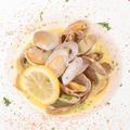 料理メニュー写真アサリの白ワイン蒸し