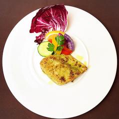 本日の鮮魚と季節野菜のイベリカ風 オーブン焼き