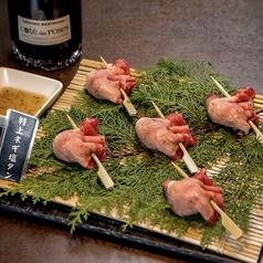 炭焼酒房 旻晁の昊 メス赤身肉専門店のおすすめ料理1