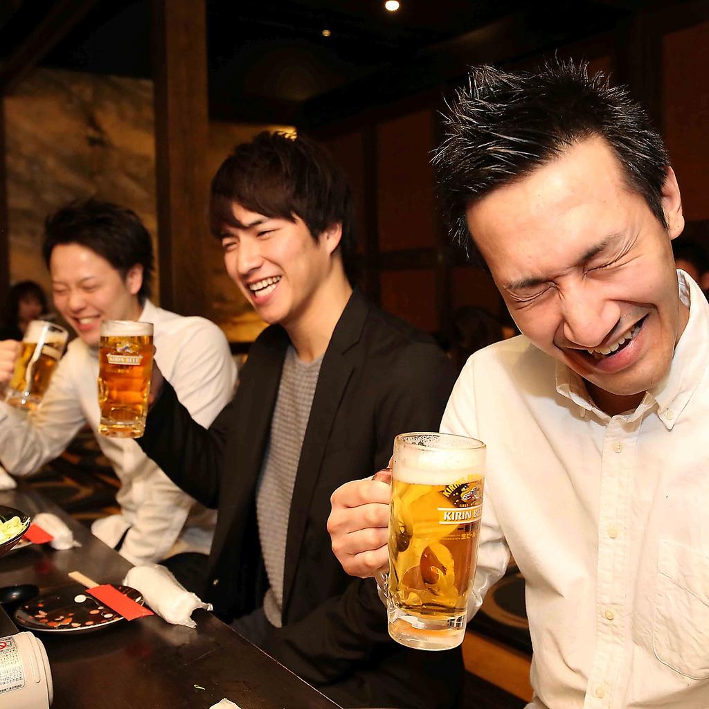 神田個室居酒屋 月の都 神田駅前|店舗イメージ6