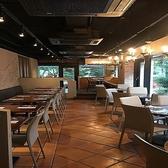 森の中のイタリア料理 coniglio コニッリオ 横浜の雰囲気2