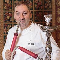 元クウェート大使館シェフが腕を振るう本場アラビア料理