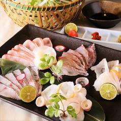料理メニュー写真【千葉県銚子直送】鮮魚の海鮮しゃぶしゃぶ