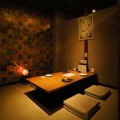 旬鮮こだわり調味料 創作酒房 るし庵の雰囲気2