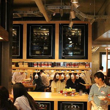 ディプント Di PUNTO 武蔵小杉店の雰囲気1