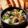 〔温菜〕北海道産つぶ貝のアヒージョ