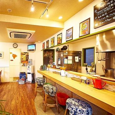 麺屋Hulu-luの雰囲気1