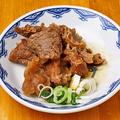 料理メニュー写真牛すじ煮込み(食べきりサイズ)
