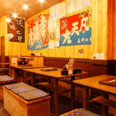 浜焼太郎 瓢箪山店のおすすめポイント1