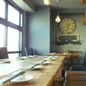 シュシュ Chou Chou In Wonder Land Kitchen 神戸市中央区の雰囲気3