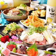 本格職人がつくる創作和食をお楽しみください!