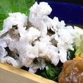料理メニュー写真[淡路] 鱧(おとし/焼霜)