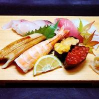 お食事にも◎寿司や海鮮丼などご飯物を多数。