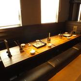 足を伸ばしてゆったりとお寛ぎいただける掘りごたつのお席をご用意♪落ち着いた雰囲気で自慢の火鍋と中華料理をお楽しみいただけます。
