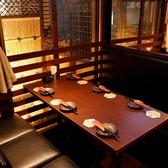 肉バル Isshin 新宿西口店の雰囲気3