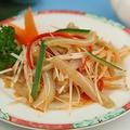 料理メニュー写真蒸し鳥/バンバンジー/豚耳の冷菜