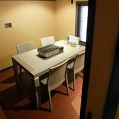 2F【個室】プライベート感の高い個室で、落ち着いてお食事をお楽しみ頂けます。