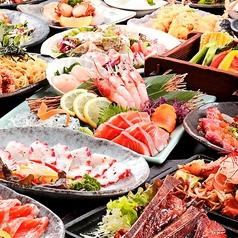 北海道食市場 丸海屋 西鉄久留米駅前店のコース写真