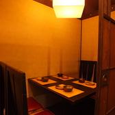 1Fテーブル個室【1卓】2~4名様席