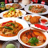 タイ料理は健康、美容にももってこいの機能的料理?!