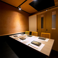 【8~12名様個室】ご人数に合わせてお席をご用意!寛ぎの空間をご提供致します。※画像は系列店イメージです