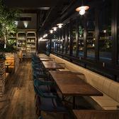 グラナリーカフェ granary cafeの雰囲気2