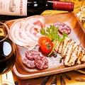 料理メニュー写真肉バル アンティパスト