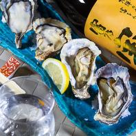 【広島の地物】広島県産の新鮮な鮮魚を中心に提供