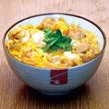 料理メニュー写真地頭鶏の親子丼