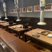 肉問屋直営 焼肉 肉縁 上野店の雰囲気3