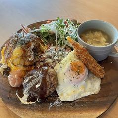 Cafe&Dining 颯&輝光 soraitoの特集写真