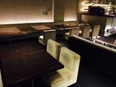 Sala Suite Caffe Rucola サラ スイート カフェ ルーコラの雰囲気3