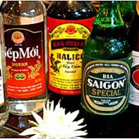 大人気!ベトナムクラフトビールを多数ご用意してます!
