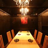 ●【秘密の別邸個室~カジュアル 洋モダン~】●:3~8名用