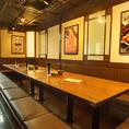 各種大型宴会にとっても便利です!わいわい楽しく宴会するなら、「三代目鳥メロ 西小山駅前店」へ☆