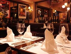 ル コキヤージュ 神楽坂 フレンチカフェレストランの写真